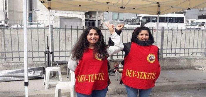 Dev-Tekstil Sendikası: SML Etiket direnişi sürecek!