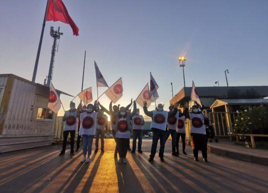 """Migros Direniş Komitesi'nden açıklama: """"Yine ve daha güçlü gelmek için!"""""""